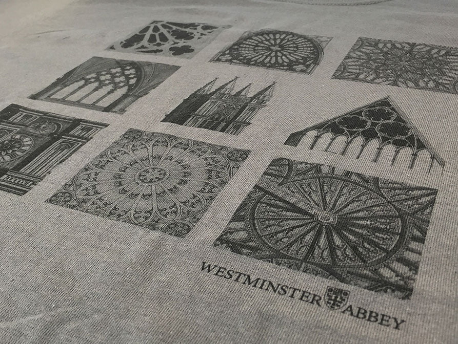 Westminster Abbey historical building T-shirt