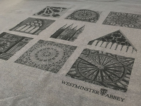Westminster Abbey Print Design
