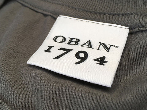 Detailing - tag for OBAN brewerie