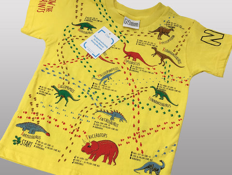 Case Study - natural history museum TShirt Kingfisher Giftwear