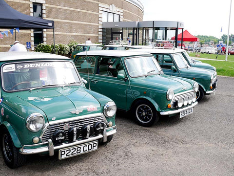 Celebrating 60 years of the mini with Kingfisher giftwear