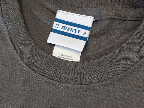 Detailing with custom garment tags