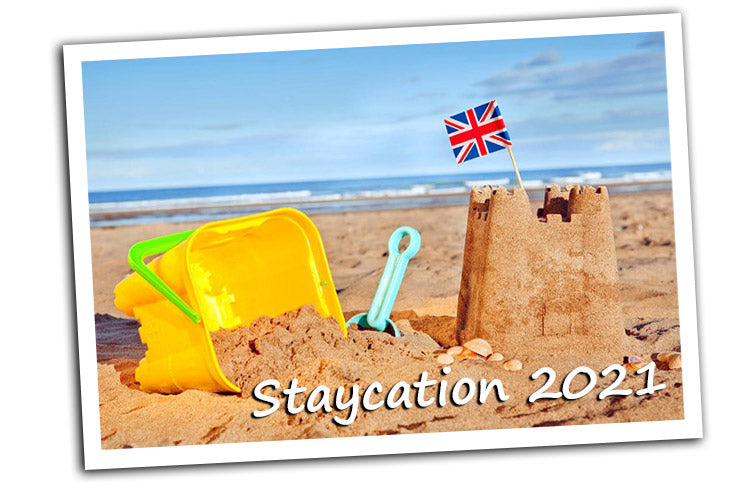 Staycation 2021 - the great British beach holiday