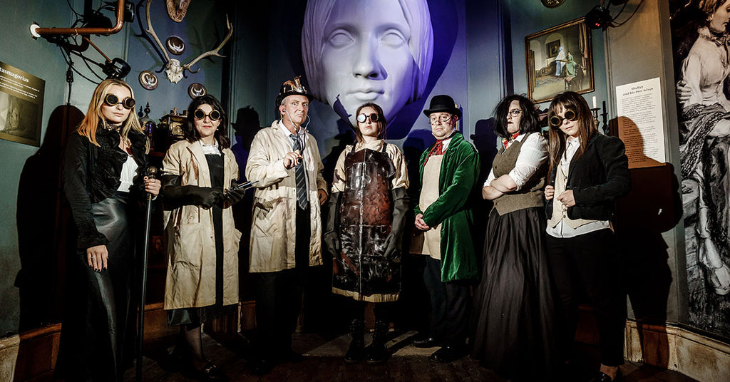Kingfisher Giftwear supply the new Mary Shelley's House of Frankenstein