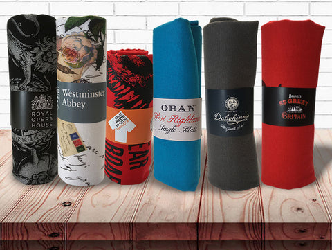Our wrap packaging is our most popular packaging solution as our clients strive to move away from single-use plastics.