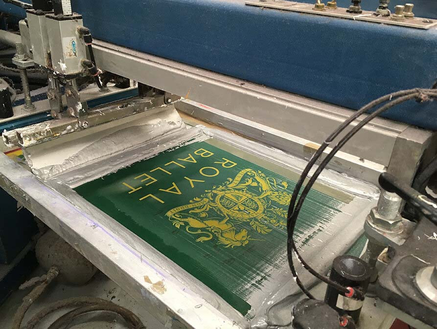 Screen Printing for The Royal Ballet