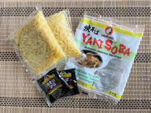 Load image into Gallery viewer, Yakisoba Noodle with Sauce for 2 servings