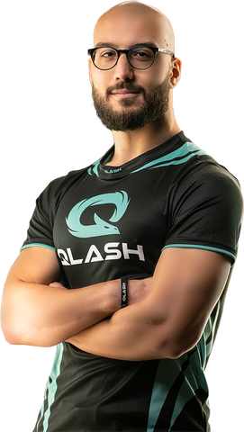 Official QLASH Jersey