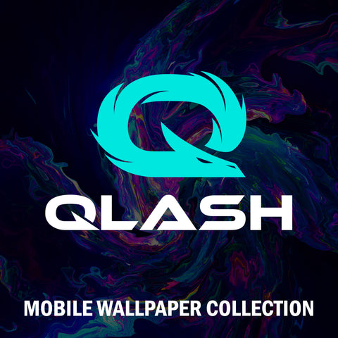 QLASH Mobile Wallpaper Collection