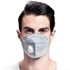 Reusable K95 Grade Mask FACE Protection & Respirator Valve