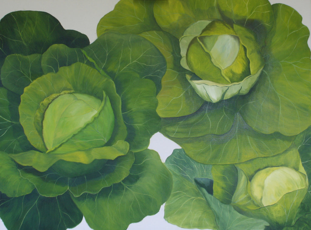 Cabbages  for Kings - The Art of Phil Davis