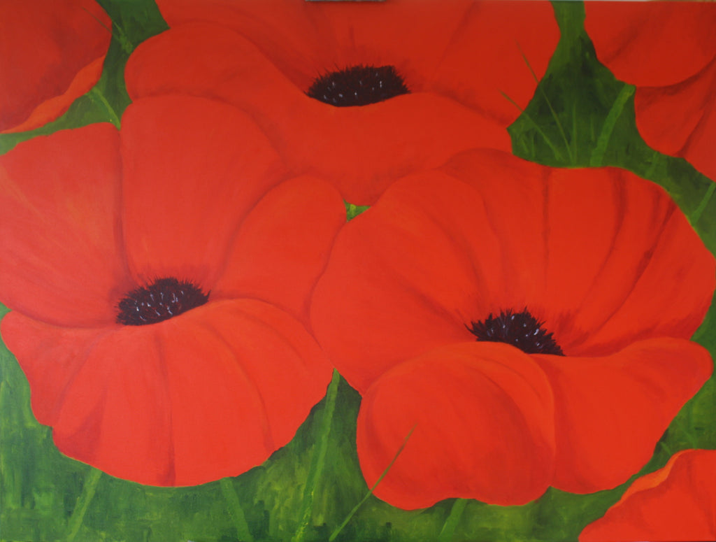 Poppies - The Art of Phil Davis