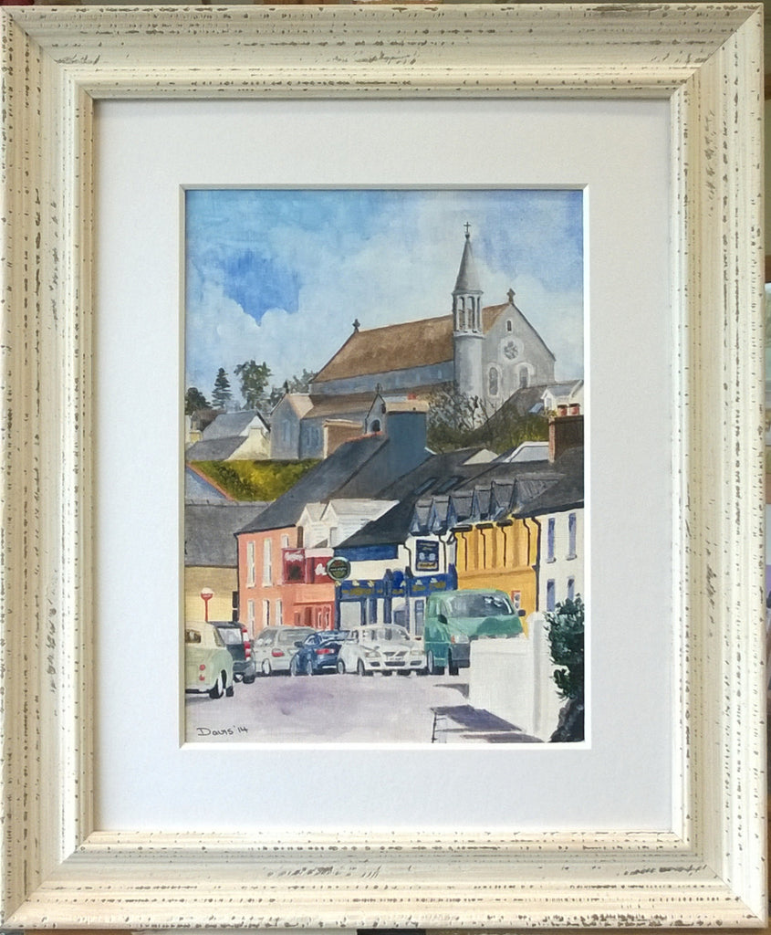West End Ballycotton - The Art of Phil Davis
