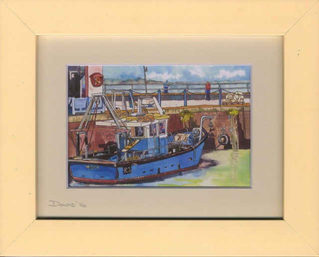 Tankerton Harbour - The Art of Phil Davis