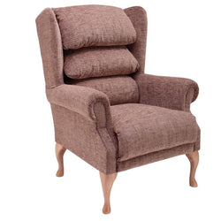 Cannington-Cocoa Fireside chair
