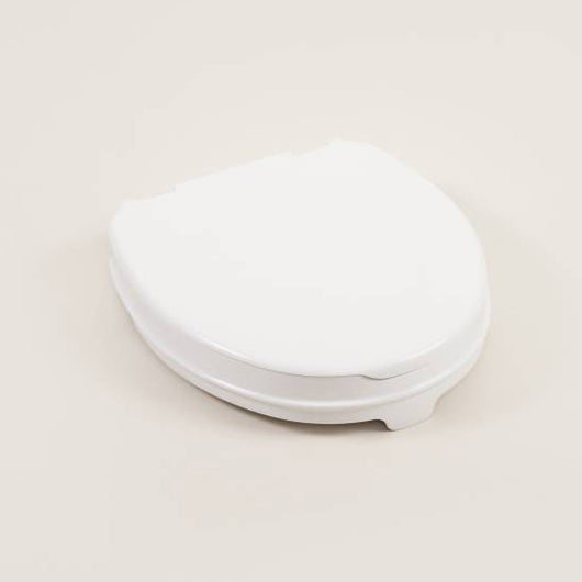 Atlantis Raised Toilet Seat - 5cm with lid