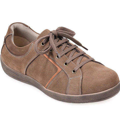 Cosyfeet Ashley-KHAKI Shoe