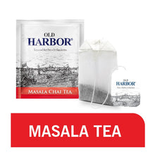 Load image into Gallery viewer, Old Harbor Masala Tea 25 Tea Bags