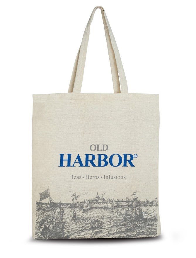 Old Harbor Tote Bag