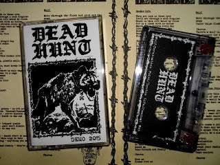 DEADHUNT - demo TAPE