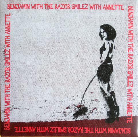 ANNETTE BENJAMIN WITH THE RAZOR SMILEZ - Für Ne Frau Gut 7""
