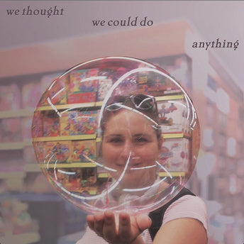 ALAN LICHT & BRIAN CHASE - We Thought We Could Do Anything LP