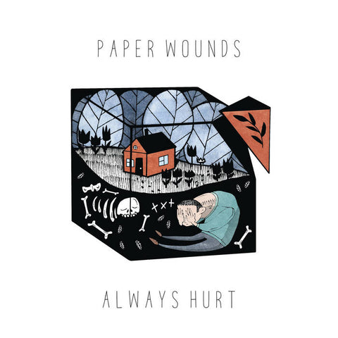 PAPER WOUNDS - always hurt 7""