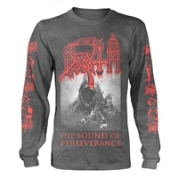 DEATH - The Sound Of Preserverance  LONGSLEEVE BLACK