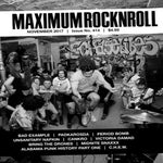 MAXIMUM ROCK N ROLL - #414 | November 2017 MAG