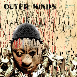 OUTER MINDS - Behind The Mirror LP