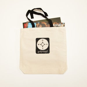 POLYVINYL - Polyvinyl Compass Tote (Hand Drawn) BAG