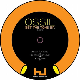 OSSIE - Set The Tone 12""