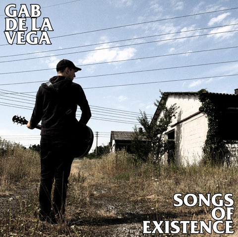 GAB DE LA VEGA - songs of existence LP