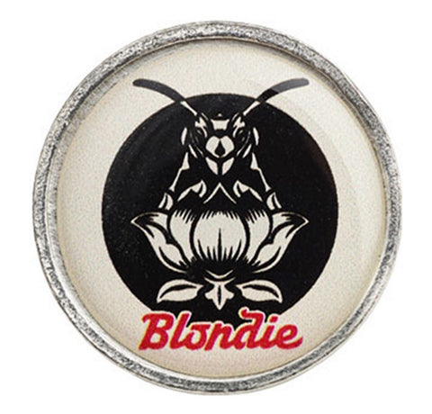 BLONDIE - Pollinator METAL PIN