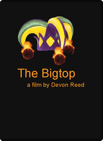 DEVON REED - the bigtop DVD