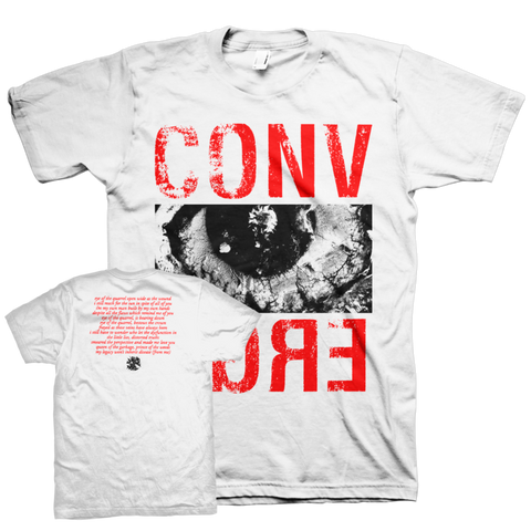 CONVERGE - Eye Of The Quarrel T-SHIRT