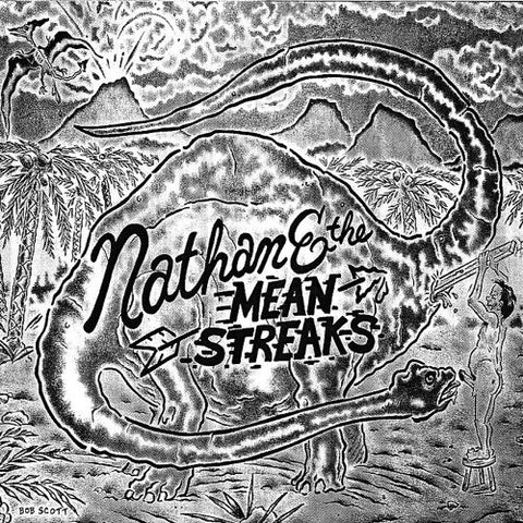 NATHAN & THE MEANSTREAKS - Childstar Redemption / Adams Dog 7""