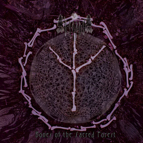 MERKABA - bones of the sacred forest LP