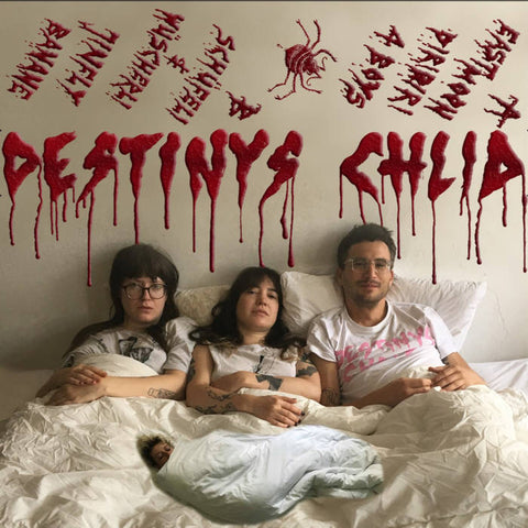 DESTINYS CHLID - bed bugs TAPE