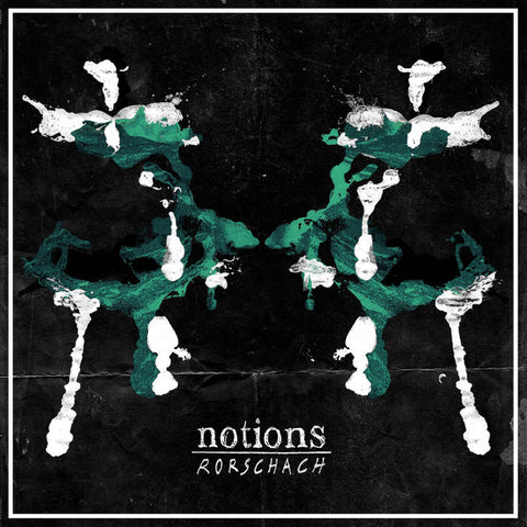 NOTIONS - Rorschach LP