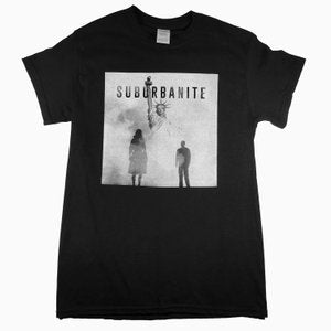 SUBURBANITE - cover T-shirt