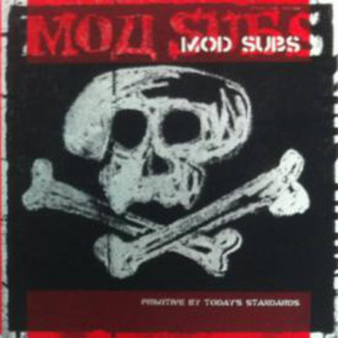 MOD SUBS - Primitive By Today's Standards LP