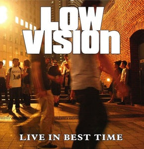 LOW VISION - live in best time LP