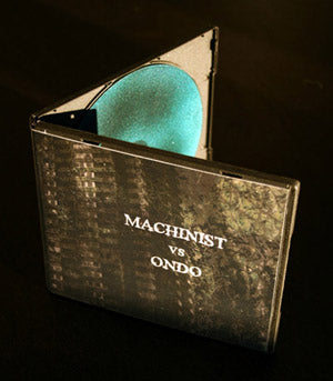 MACHINIST vs ONDO - split CD