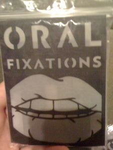 ORAL FIXATIONS - audio zine by Nathan Lane TAPE