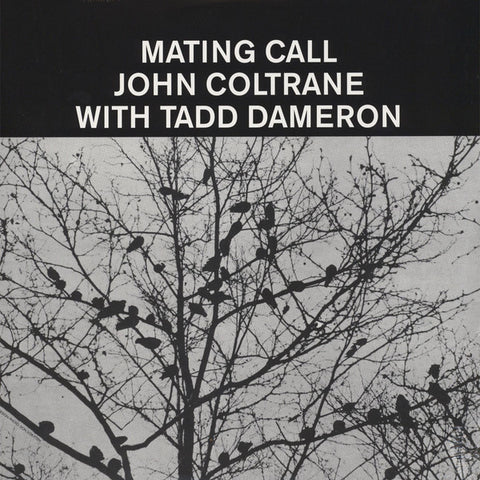 JOHN COLTRANE WITH TADD DAMERON - Mating Call LP