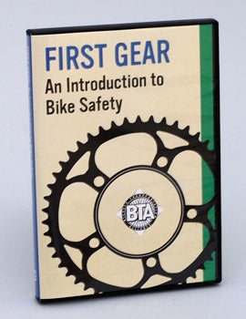 FIRST GEAR an intruduction to bike safety DVD