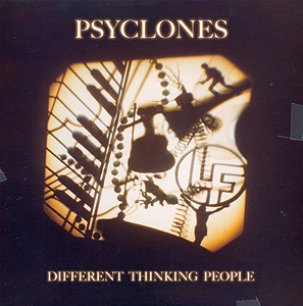 PSYCLONES - Different Thinking People LP