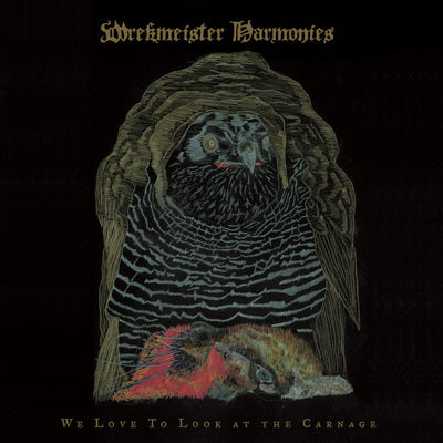 WREKMEISTER HARMONIES - Love to Look at the Carnage LP (orange vinyl)