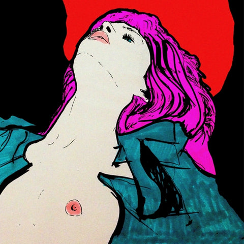 CHROMATICS - Cherry Deluxe DLP